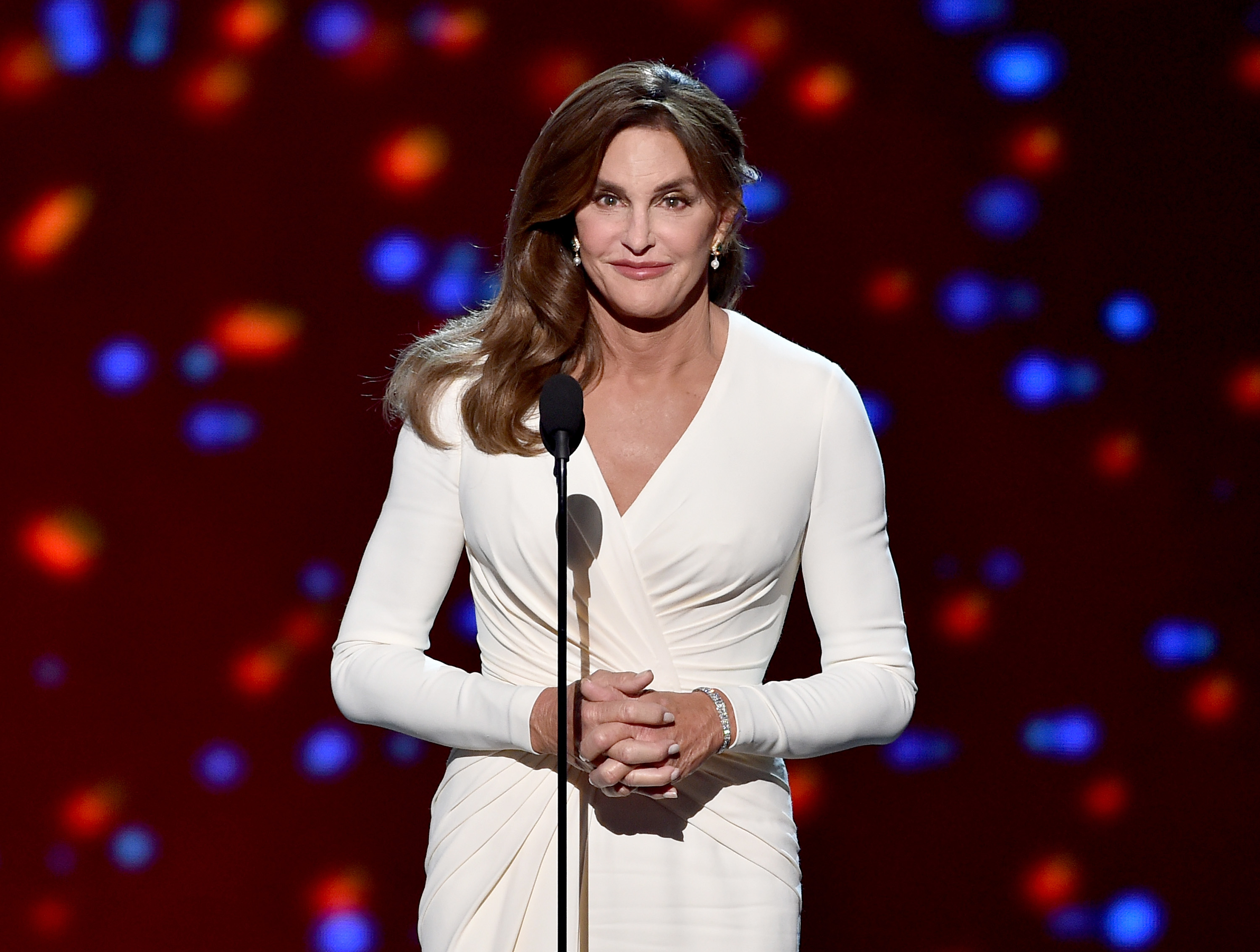 Caitlyn Jenner 'liberated' after gender reassignment surgery and admits she was 'tired of tucking it in all the time'